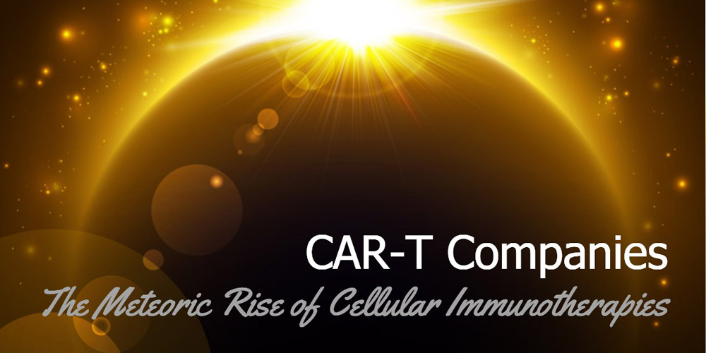CAR-T Companies | CAR-T Companies: The Meteoric Rise Of Cellular Immunotherapies